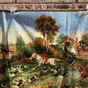 Other - Vintage Cottagecore English Tapestry